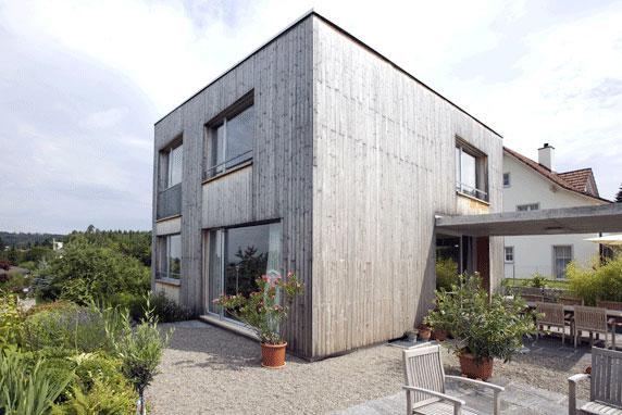 Neubau Einfamilienhaus Uitikon-Waldegg