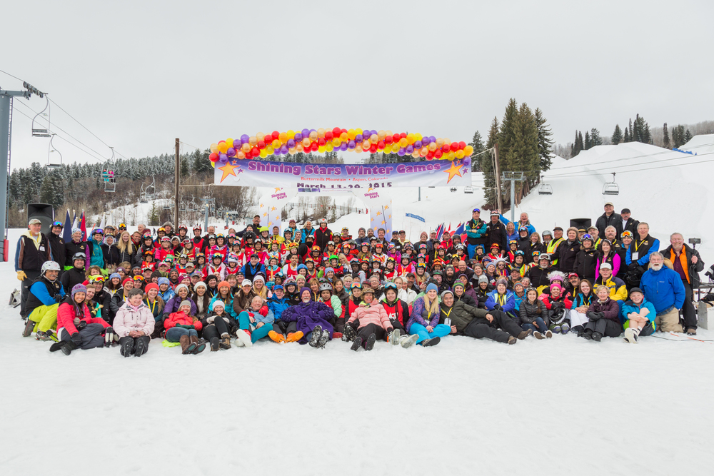 2016 Aspen Winter Games We are so excited to welcome a brand new group of Shining Stars to Aspen this year on March 11-18th for a once in a lifetime week of winter adventure! Click here for more details.