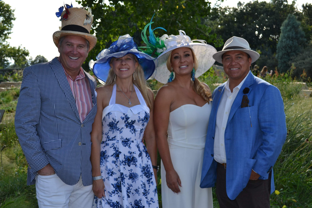 2018 Mad Hatter's Garden Party