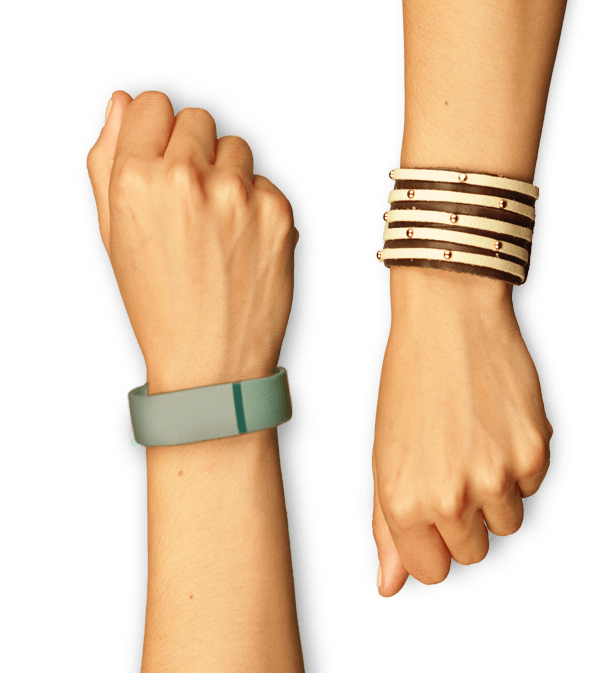 cuff - tech-enabled jewelry