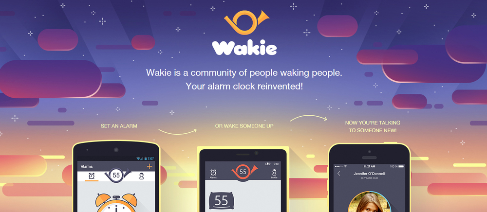 the luxe passport - wakie app