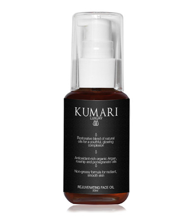 kumari luxury face oil