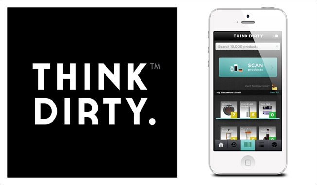 think dirty - organic beauty tech - amin and co. - wellness marketing