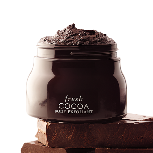 Cocoa Body Exfoliant - Fresh Beauty - Amin and Co. - Beauty Marketing Firm - Beauty Marketing Agency - Dallas Marketing Firm