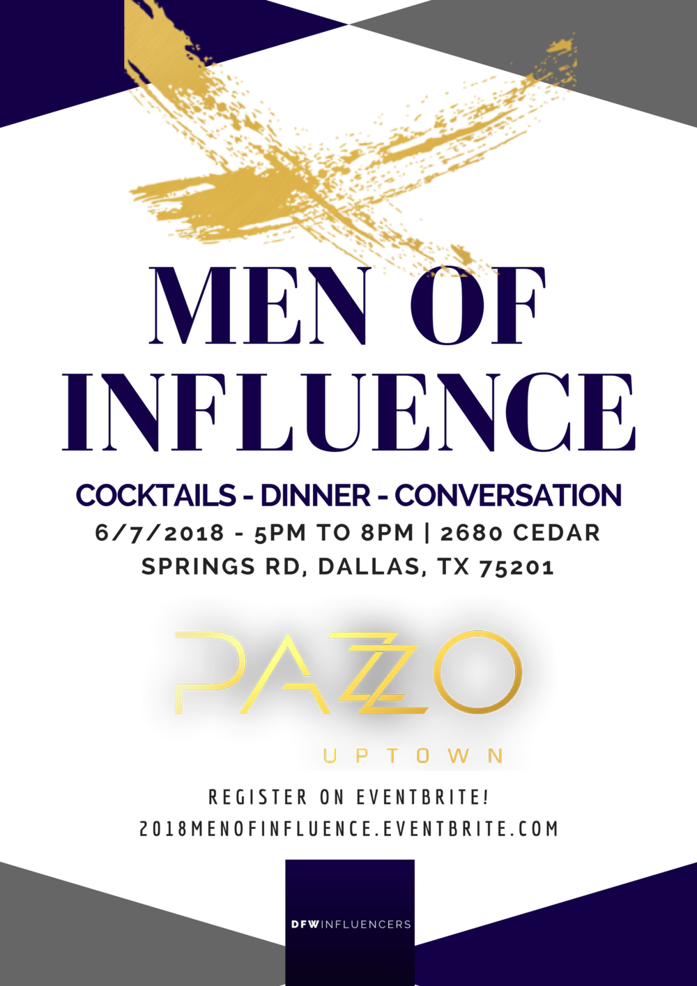 2018 Men of Influence Dinner - Amin and Company