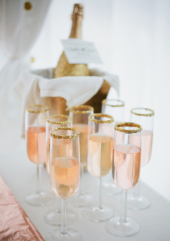 clubmonaco :     Rose gold     every party needs some sparkle