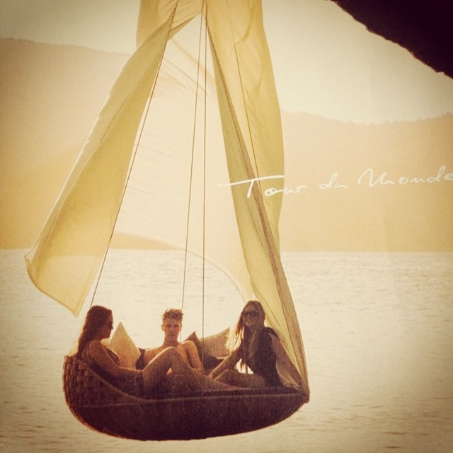 On our summer must do list @campbelljewels hammock in the sea