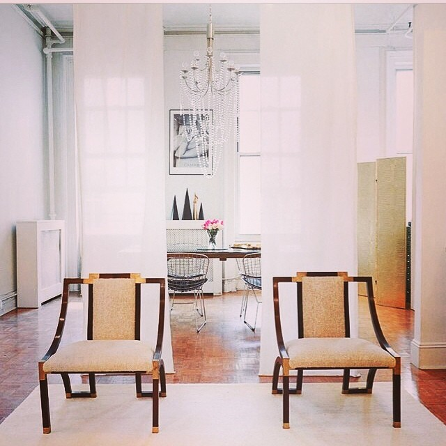 Regram from @homepolish the lovely @campbelljewels office designed by @morgancolletta ❤️😘