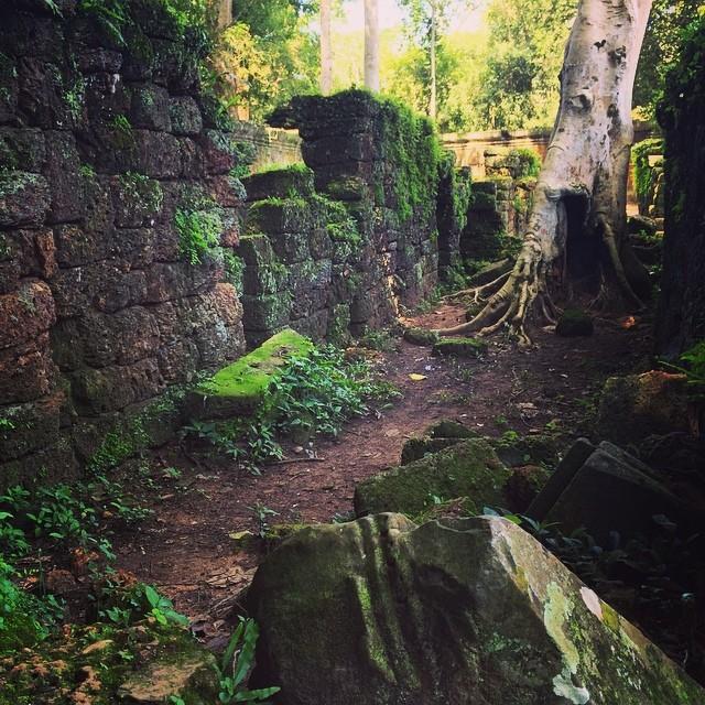 I ❤️ Cambodia #realhousewivesofsingapore (at Angkor Wat)