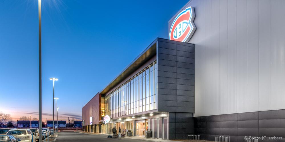 Centre Bell, Brossard, Québec
