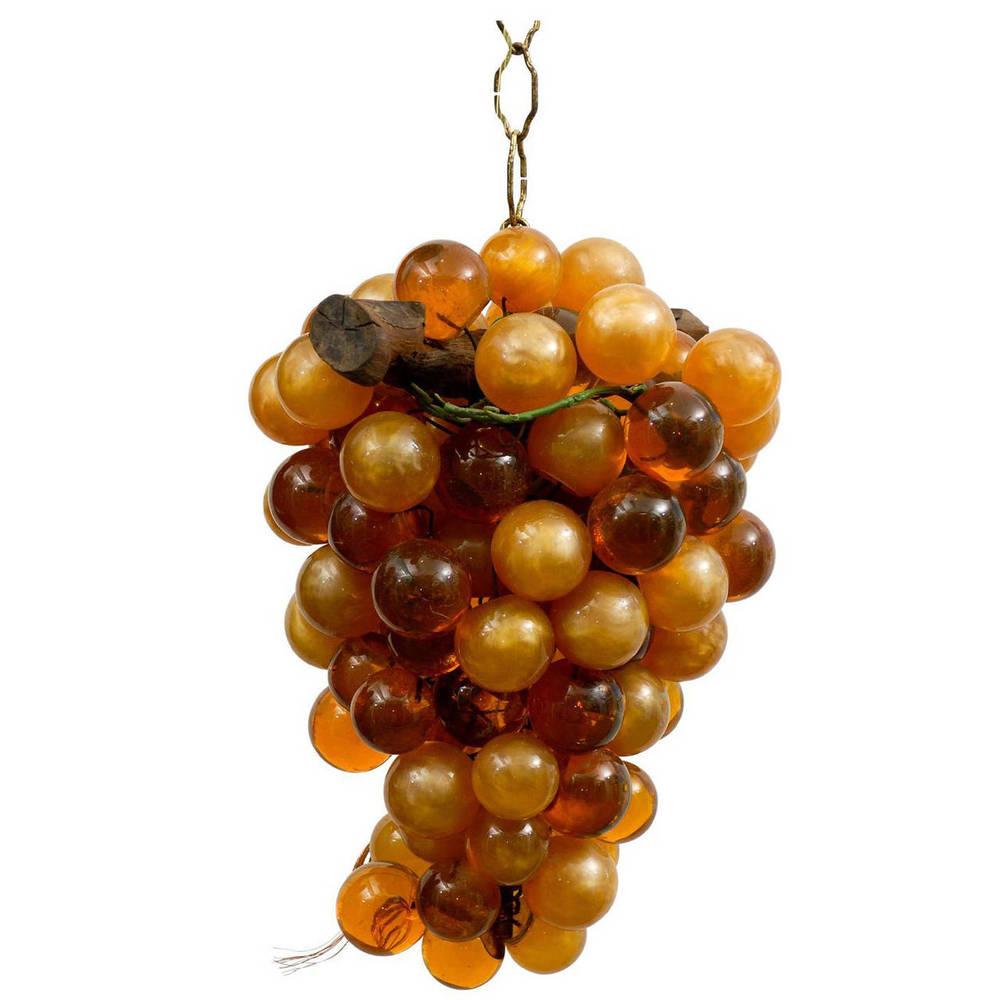 Vintage Grape Chandelier