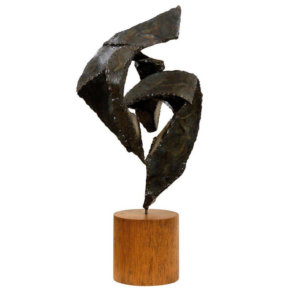 Early Abstract Sculpture
