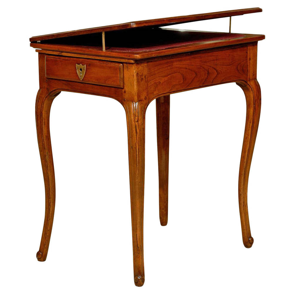 18th Century Louis XV Drafting or Game Table