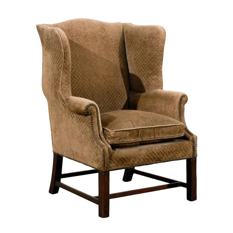 Child's Wing Chair