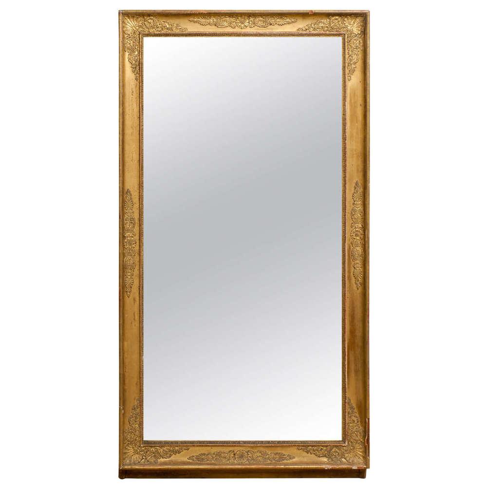 Restauration Period Mirror