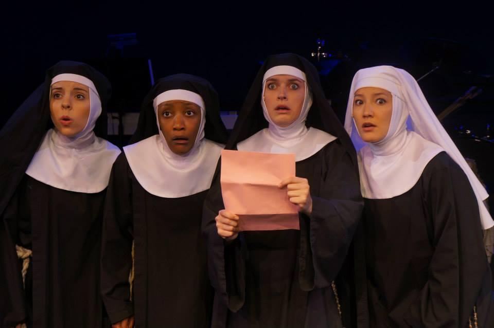Sister Robert Anne - Nunsense - Papermill Theatre Company