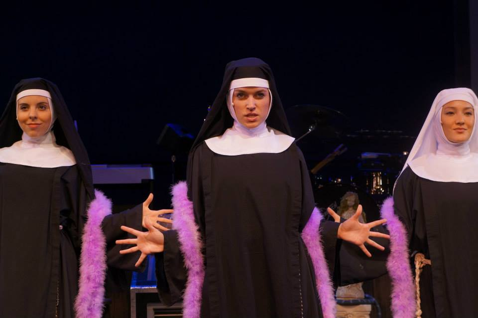 Nunsense   Papermill Theatre Company at Jean's Playhouse  Sister Robert Anne