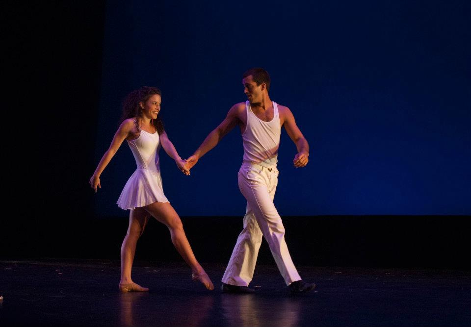 """""""Little Ditty"""" -  Shove! Push! Dance Concert   University of Central Florida  Choreography: Parker Slaybaugh  Dancers: Abby Jaros & Andrew Conners"""