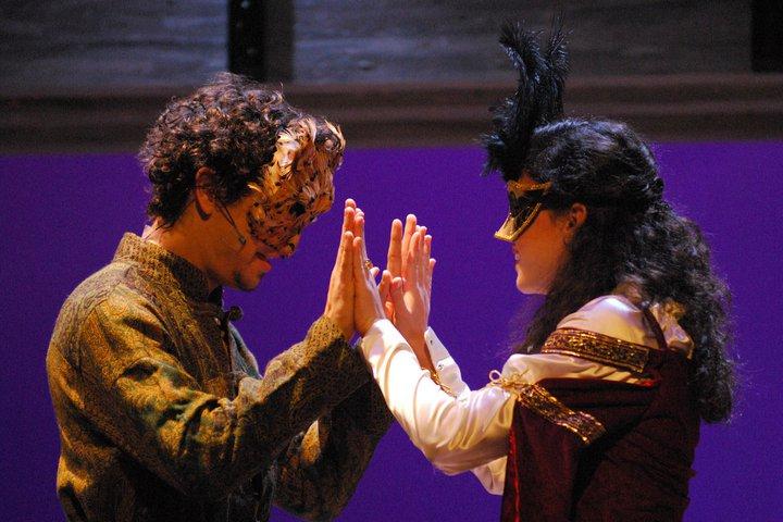 Romeo and Juliet   Kathryn Lindgren Theatre  Juliet