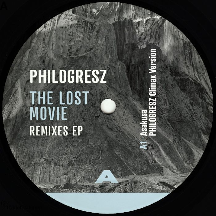 PHILOGRESZ - THE LOST MOVIE REMIXES EP