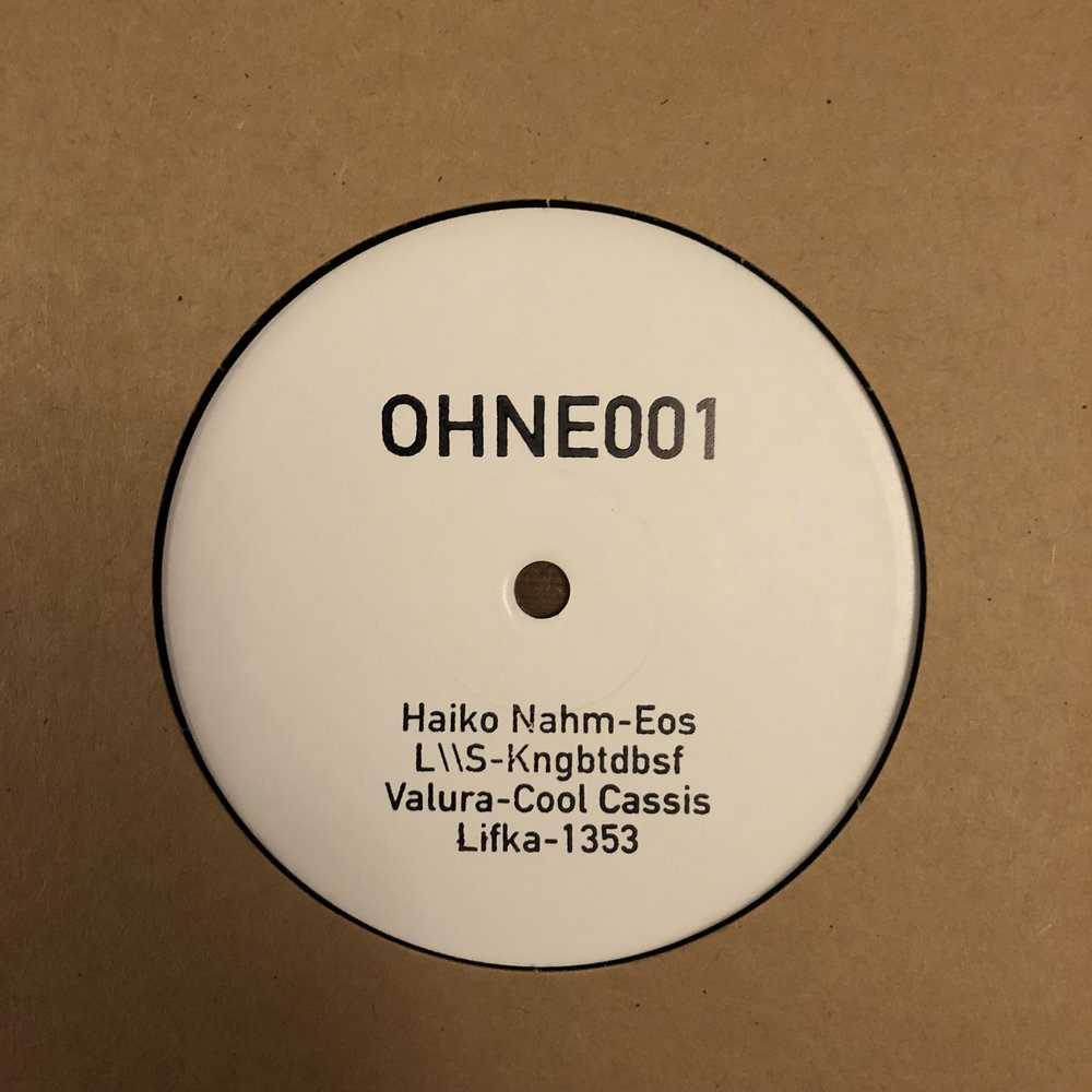 VARIOUS - OHNE001