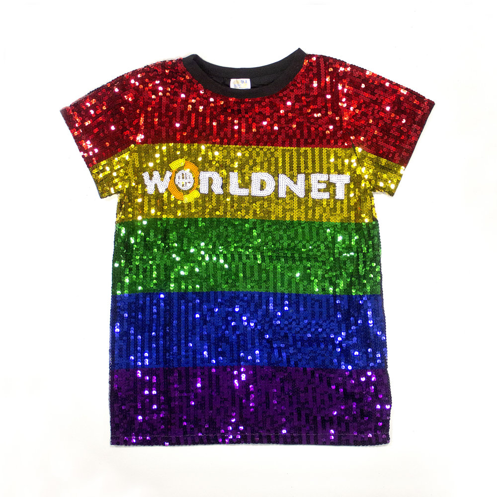Worldnet Pride Tee