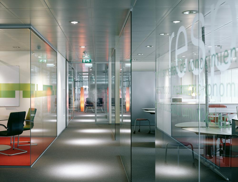 Architectural glass walls pannello architectural walls for Fotos de oficinas modernas