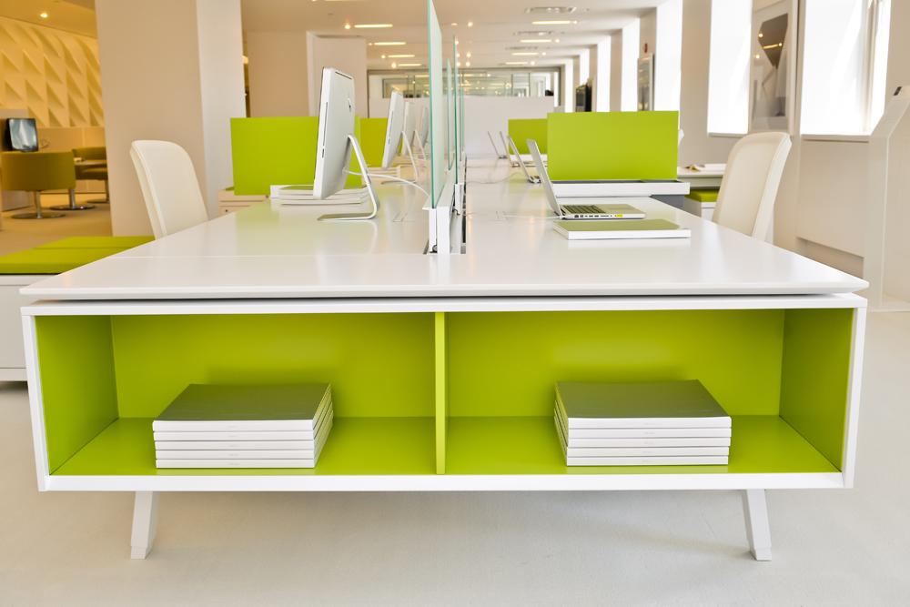 Interpret Desking System