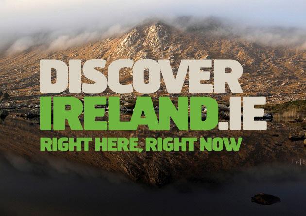 Discover Ireland Campaign