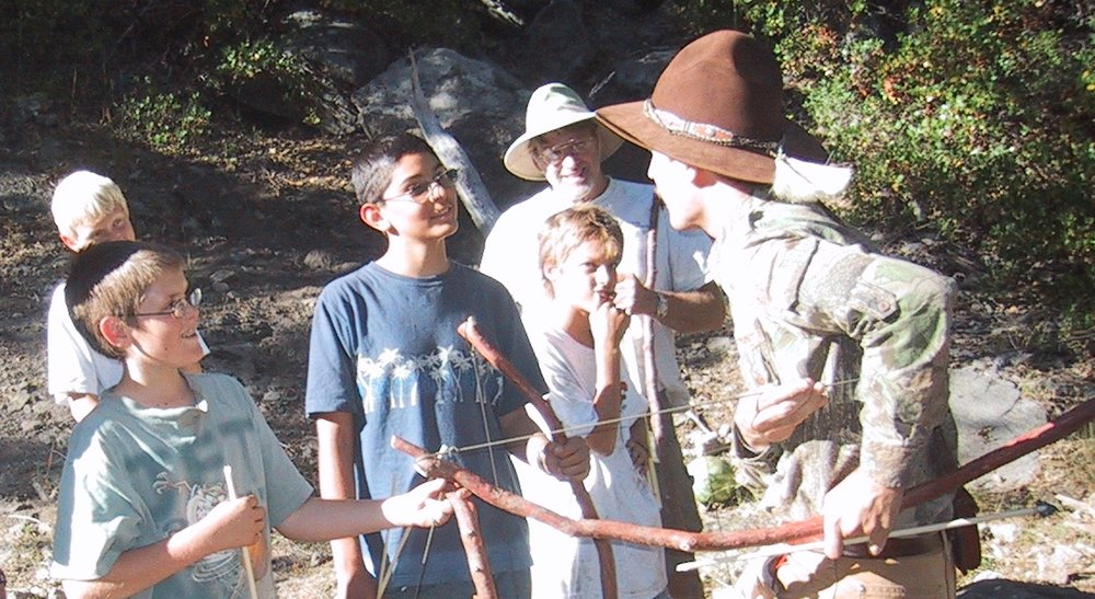 Ben has taught over 30-thousand kids during hundreds of Merced County Office of Education 5-day Outdoor School field trips during 15 school-years in Yosemite.