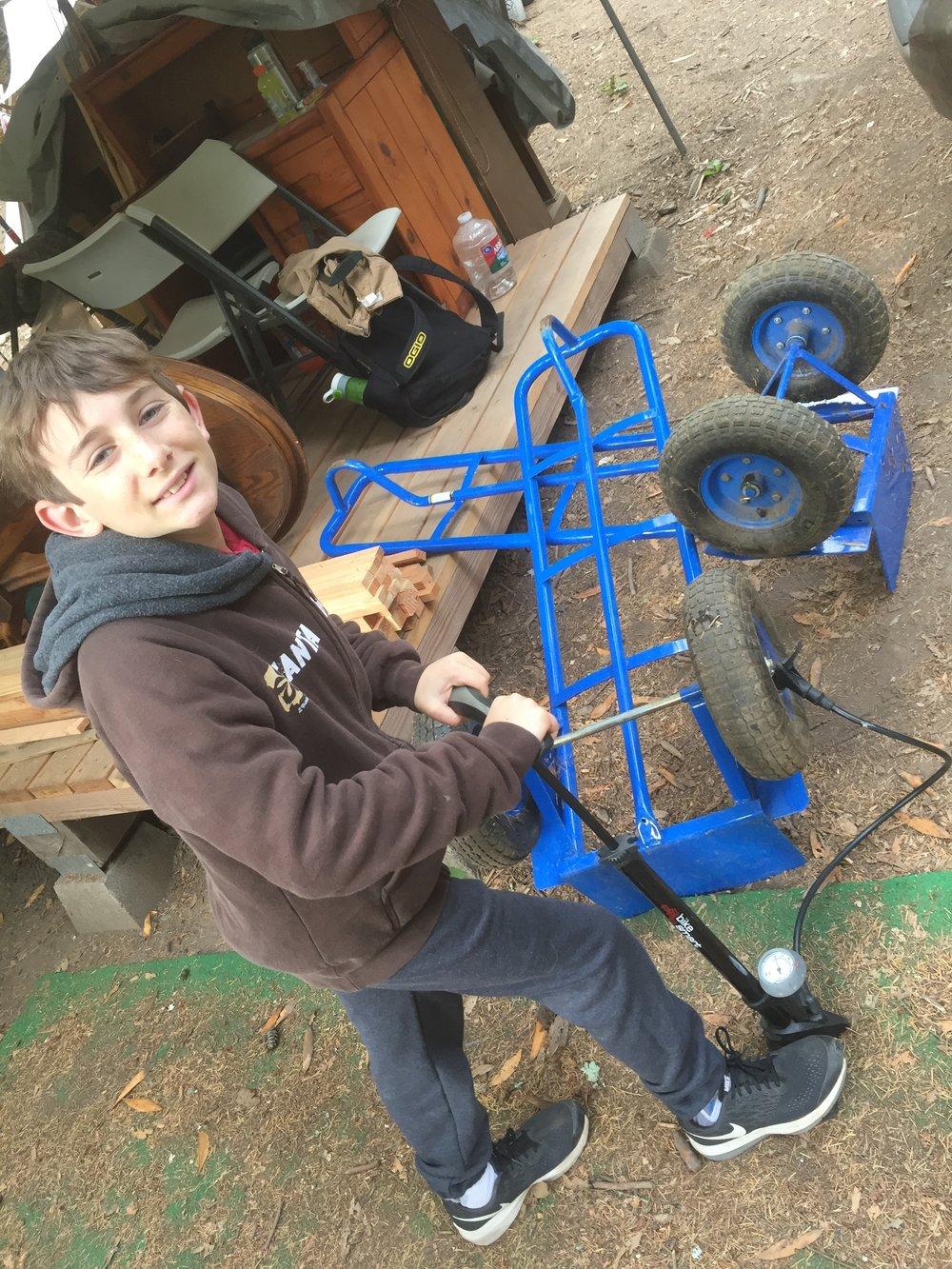 Go Cart build (1).JPG