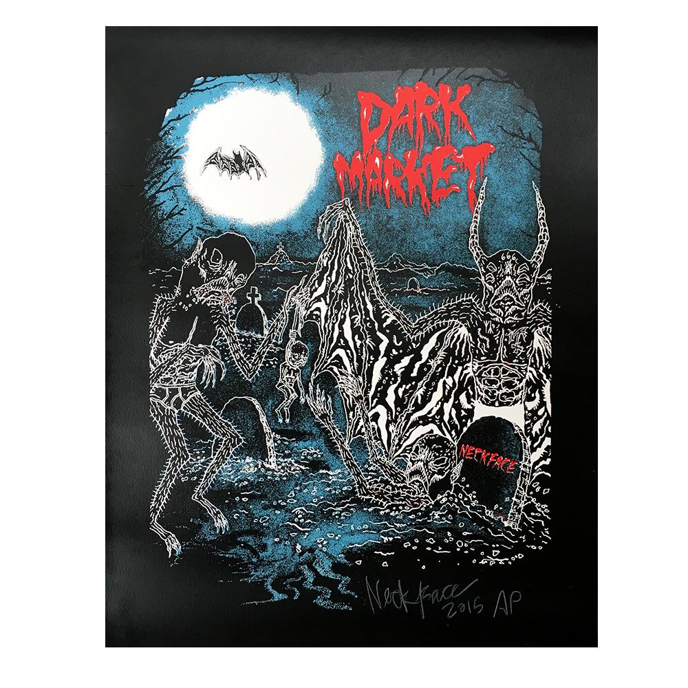 Neckface Dark Market Silkscreen