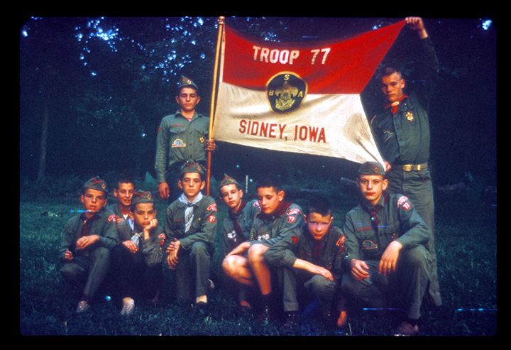 My Scout troop