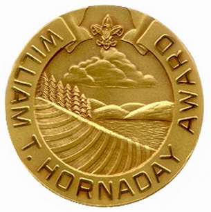 William T. Hornaday Gold Medal