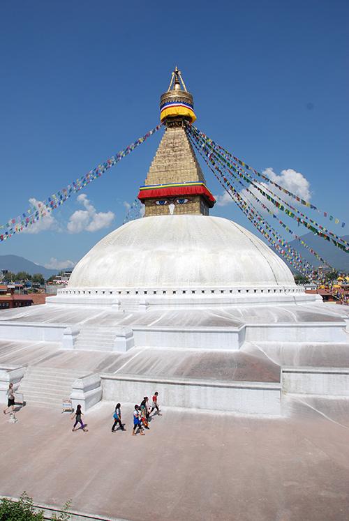 Boudhanath Buddhist Stupa – Kathmandu