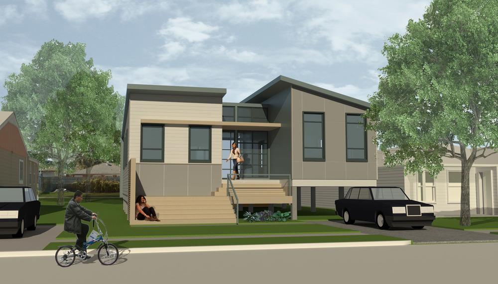 Carey shea project home again