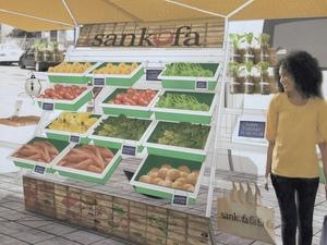 Sankofa Mobile Market