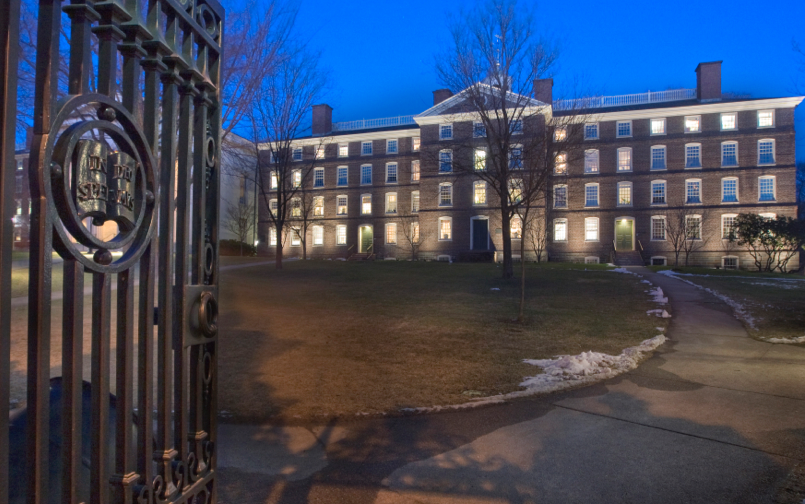 University Hall. Photo by John Abromowski/Brown University