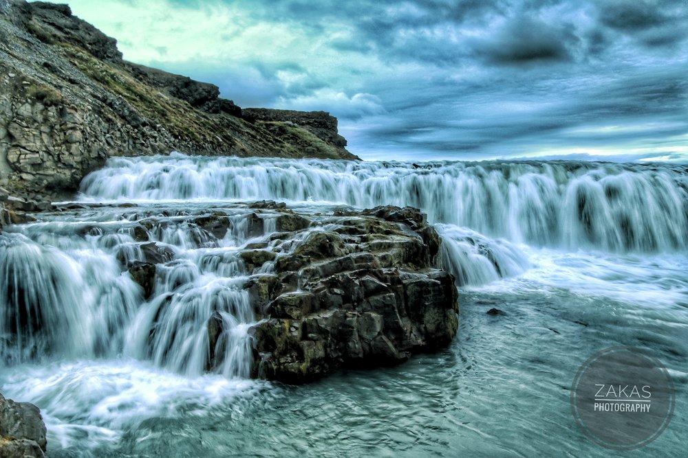 ELOPE ICELAND GULLFOSS