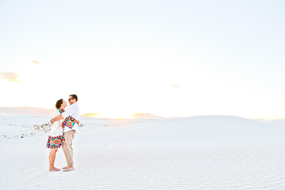 WHITESANDS ELOPEMENT