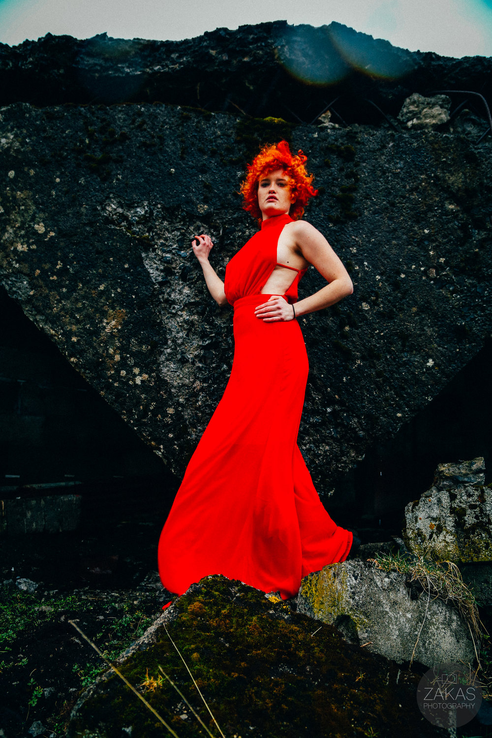 ICELAND ELOPEMENT FASHION