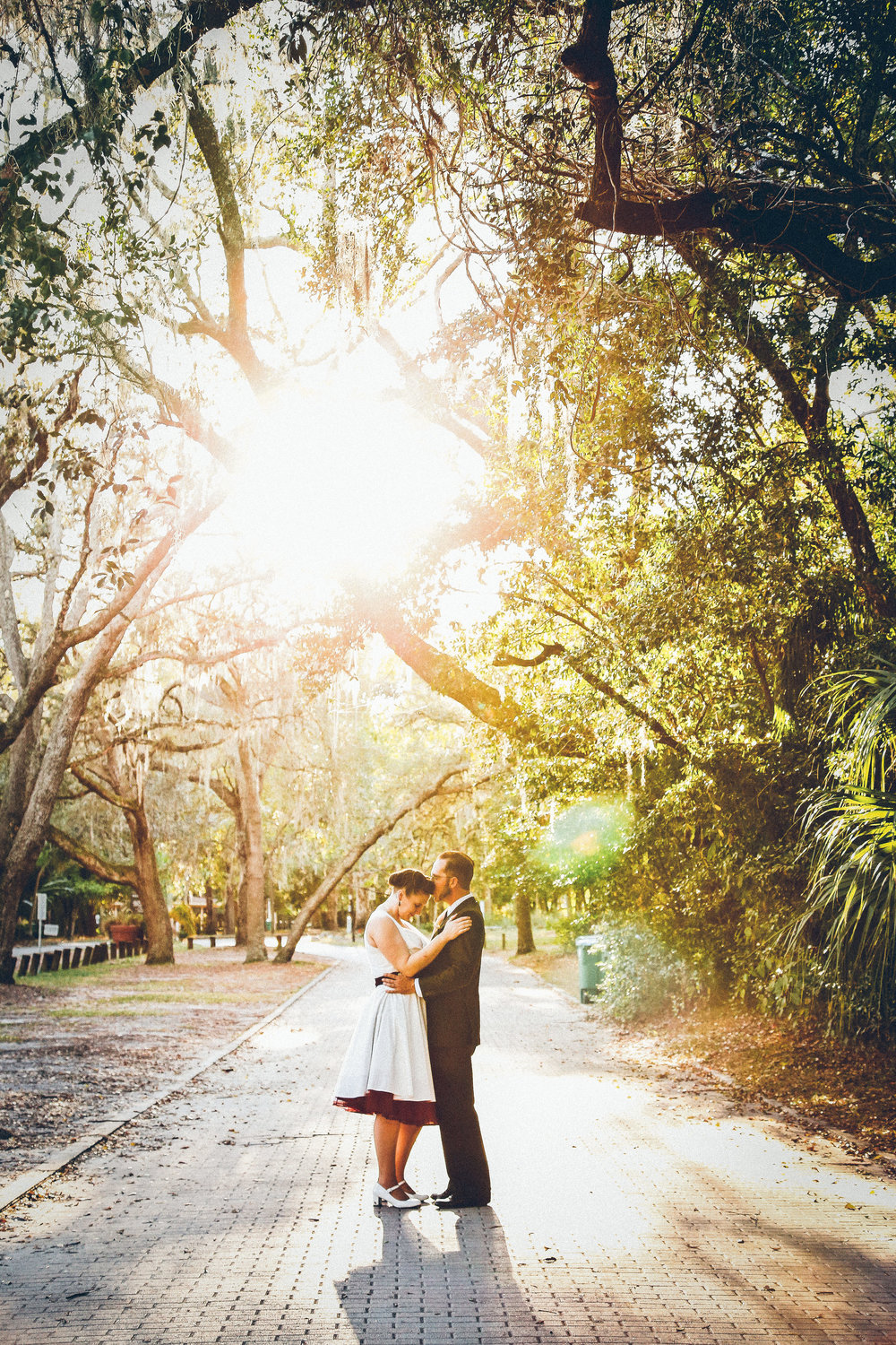ORLANDO INTIMATE WEDDING
