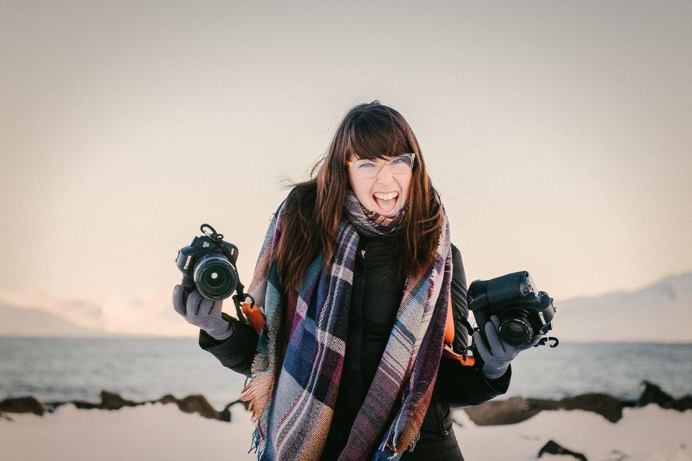 Brooklyn, Seattle, Iceland wedding photographer