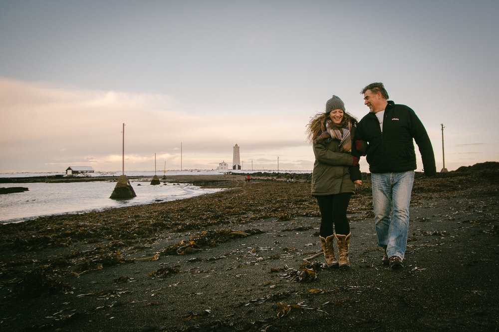 Iceland wedding photographer - Iceland elopement photographer - anniversary photo shoot
