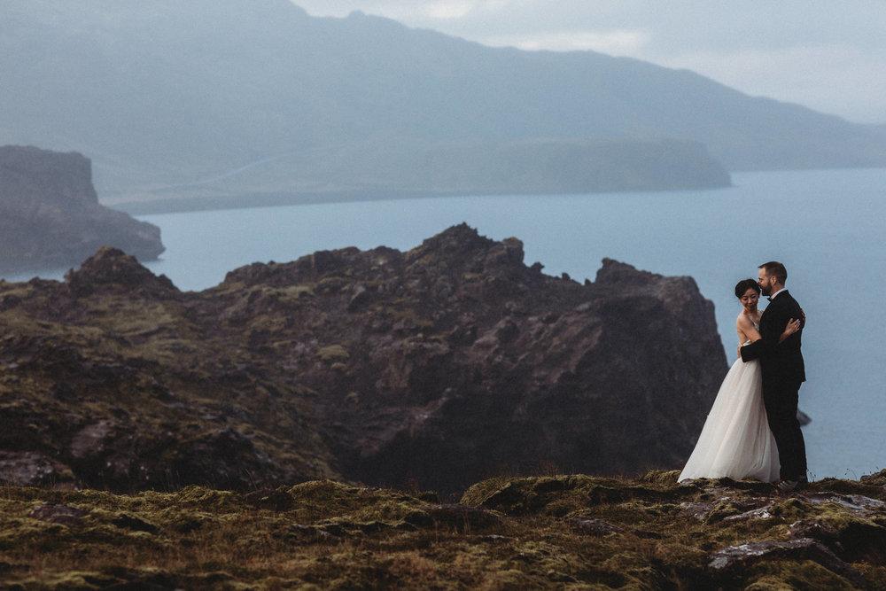 iceland wedding photographer | best iceland elopement photographer