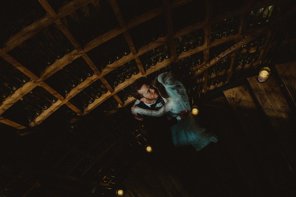 WEDDING AT CITY WINERY IN NYC | BROOKLYN WEDDING PHOTOGRAPHER