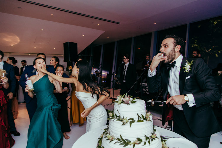 Museum of Moving Image Wedding - Queens, NYC | Brooklyn Wedding Photographer
