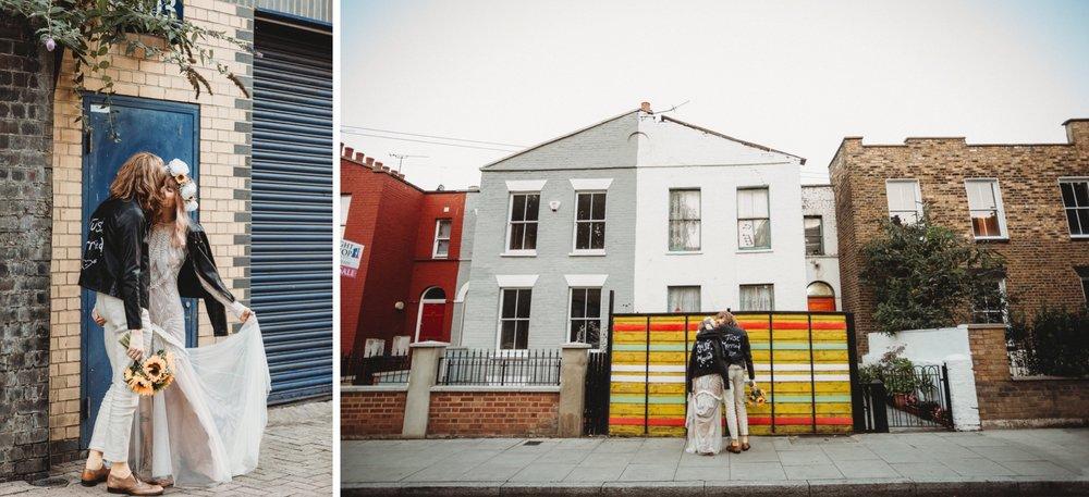 hackney London wedding couples portraits by zakas photography