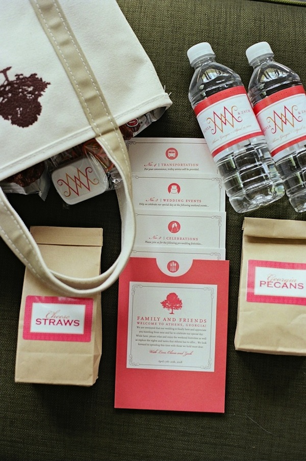 Welcome Your Guests with Wedding Welcome Bags! — Weddings by Kayln
