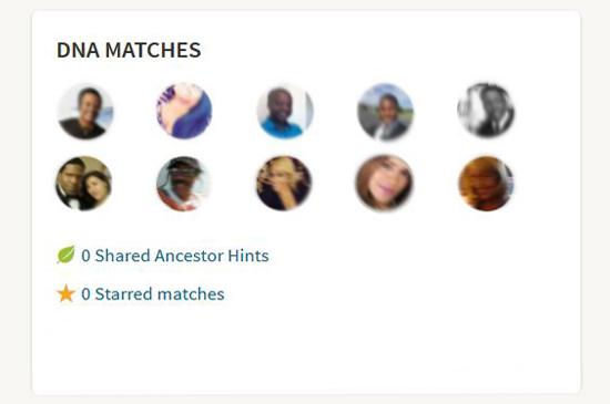 Screenshot: Courtesy of dna.ancestry.com